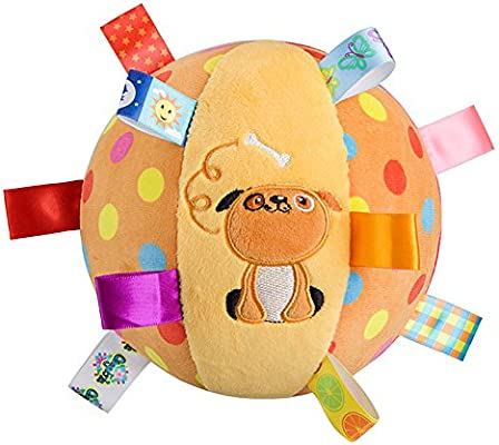 Tololo - Pelota suave infantil con campanillas, juguetes para ...