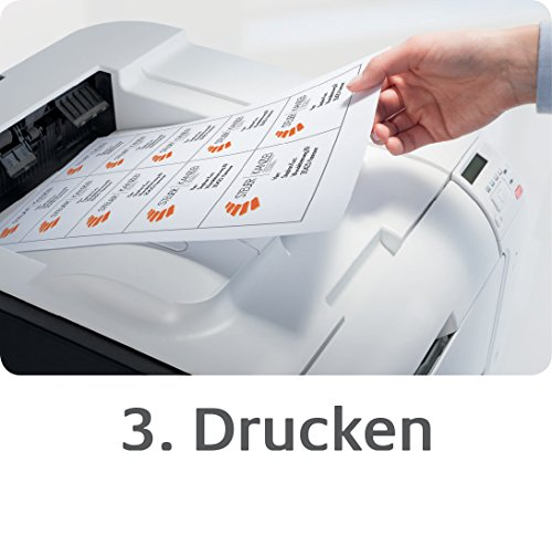 Avery Zweckform ADP5000 DesignPro 5.0 Design & Print Software Full Version [German Import] by Avery (Image #3)