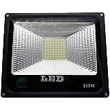 Refletor Led 100w Holofote Branco Frio Bivolt Ip66
