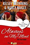 Always On My Mind: A Jenny and Teague Novella (G Team Mysteries Book 11)