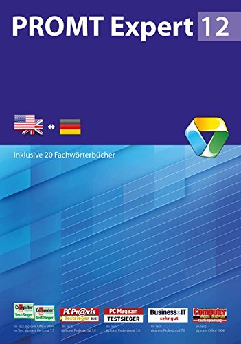 PROMT Expert 12 Englisch-Deutsch (PROMT Übersetzungssoftware)