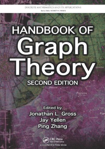 Handbook of Graph Theory, Second Edition (Discrete Mathematics and Its Applications) -  2nd Edition, Hardcover