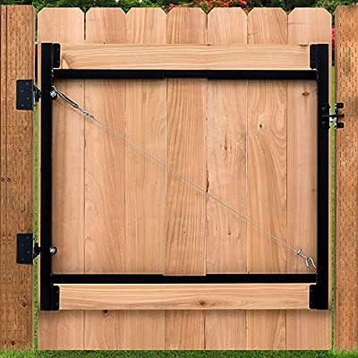 Adjust-A-Gate Steel Frame Gate Building Kit by Adjust-A-Gate