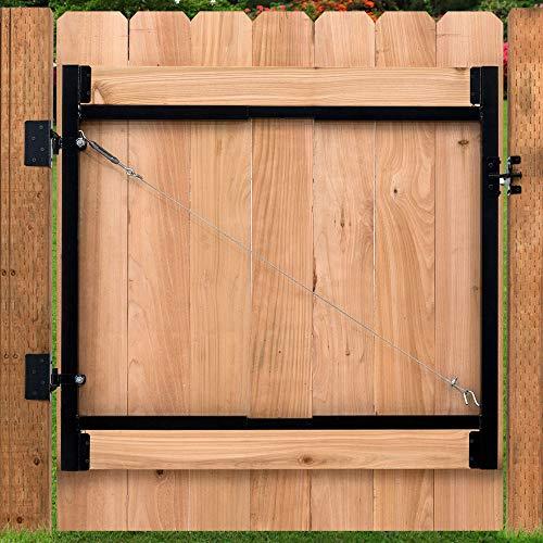 Adjust-A-Gate Steel Frame Gate Building Kit (36