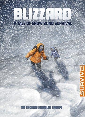 - Blizzard: A Tale of Snow-blind Survival (Survive!)
