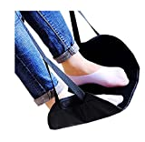 Relaxation Footrest Hammock Portable Foot Hammock for Office/Travel, A20