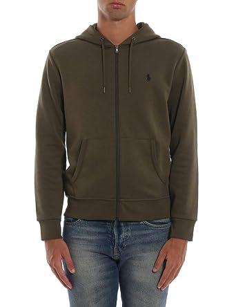 Ralph Lauren - Sweat-Shirt à Capuche - Homme  Amazon.fr  Vêtements et  accessoires 4325868177c