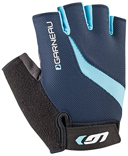 el RX-V Bike Gloves, Royal, Medium (Womens Biogel Glove)