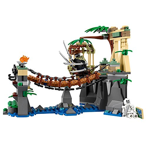 LEGO-Ninjago-Movie-Master-Falls-70608-Building-Kit-312-Piece