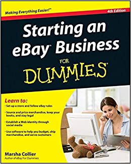 Book Starting an eBay Business For Dummies