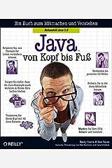 Java von Kopf bis Fuß Paperback