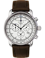 Graf Zeppelin Chronograph and Alarm Watch 7680-1