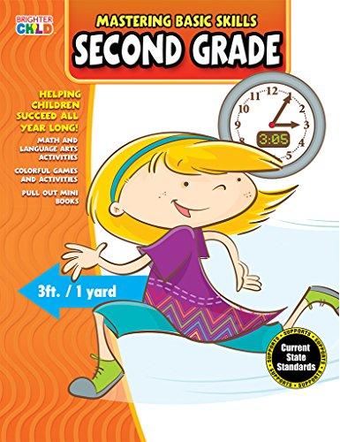 - Mastering Basic Skills® Second Grade Activity Book