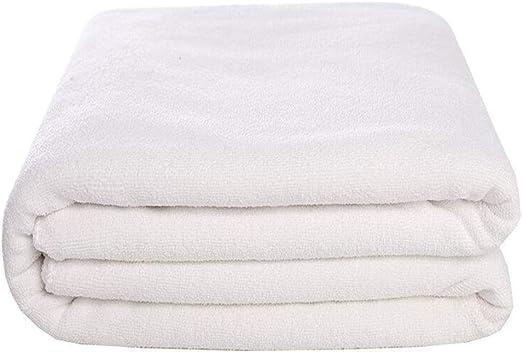 MYYDD Toalla de baño, algodón 600 g baño Absorbente Toalla del ...