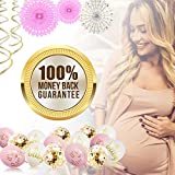 Xonara Its A Princess Baby Shower Decorations for
