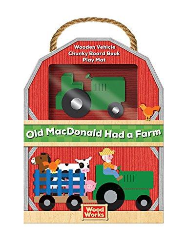 Woodworks Nursery Rhymes: Old MacDonald