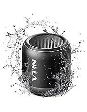 VTIN Cassa Bluetooth Hotbeat Mini 8W Impermeabile IPX5 Super Portatile Altoparlante Bluetooth 360° Suono con Bassi Extra Microfono Incorporato Antiurto per Casa, Auto, Viaggio, Spiaggia e Piscina