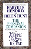 The Personal Companion, Harville Hendrix and Helen Hunt, 0671868845