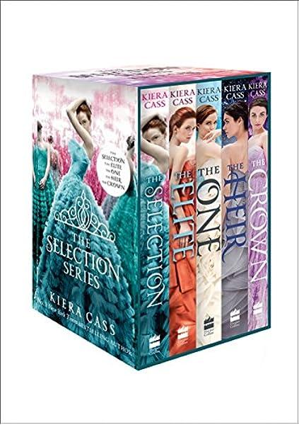 The Selection Series 1-5: Amazon.es: Cass, Kiera: Libros en ...