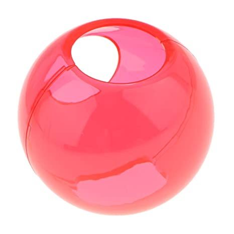 buy transparent red protective cover skin guard for poke ball plus