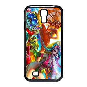 Printed Case LOL Pool Party For Samsung Galaxy S4 I9500 NC1Q02735