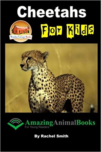 Cheetahs For Kids by Rachel Smith (2015-10-15)