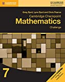 Cambridge Checkpoint Mathematics Challenge Workbook 7