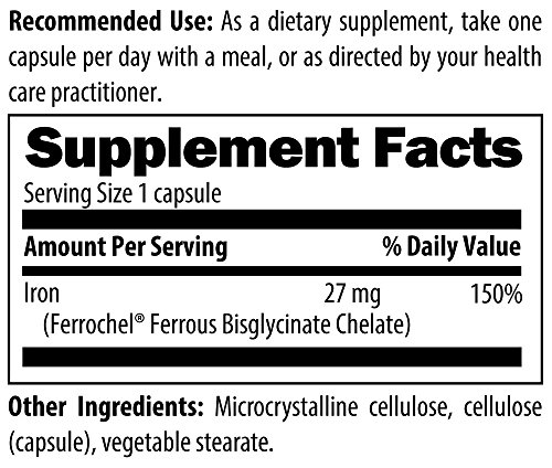 Buy rated iron supplements