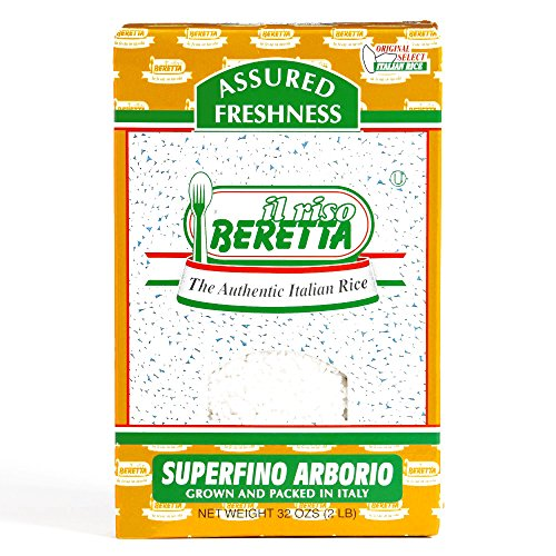 Beretta Arborio Rice 32 oz each (2 Items Per Order) by Beretta