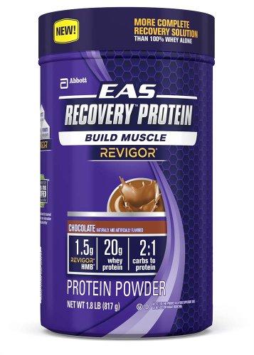 Poudre Eas Protein Recovery, chocolat, 1,8 Pound