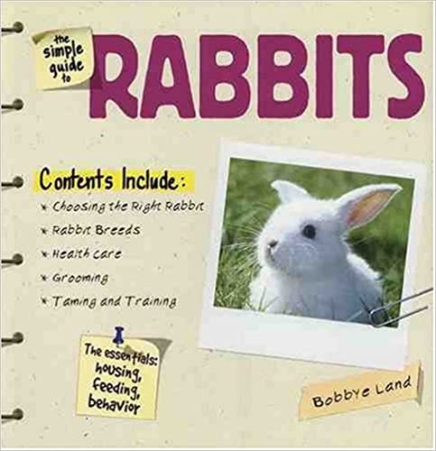 Book The Simple Guide to Rabbits