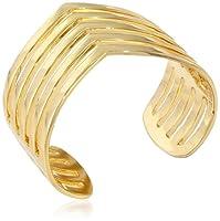 Paige Novick Five Row Pointed Cuff Bracelet by Paige Novick