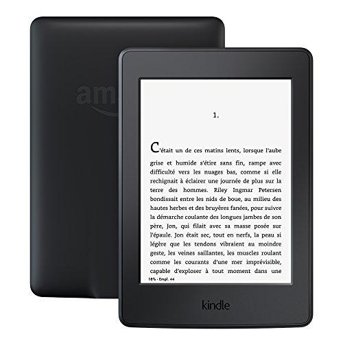 Liseuse Kindle Paperwhite cran Haute Rsolution 6 (15 cm) 300 ppp avec clairage intgr et Wi-Fi (Noir)