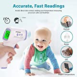 Thermometer for Adults, No Touch Forehead Infrared