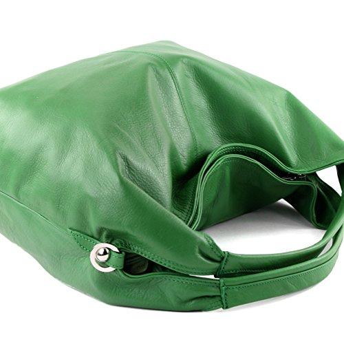 à porter pour Sac femme Italy Vert Made Vert à l'épaule qwfYxpHEX