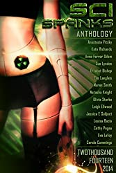 Sci Spanks 2014: A Collection of Spanking Science Fiction Romance Stories (Seasonal Spankings) (English Edition)