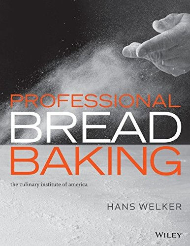 Professional Bread Baking (Rye Baking Bread)