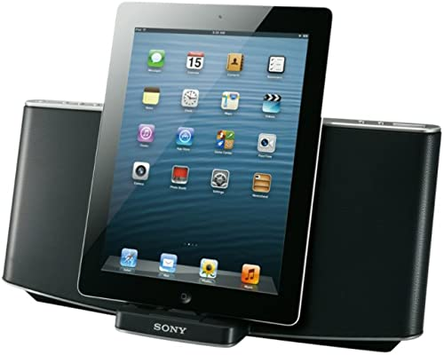 Sony RDPX200IP 30-Pin compatible with iPad iPhone iPod Bluetooth Wireless Speaker Dock Discontinued by Manufacturer