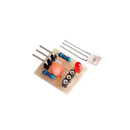 amazon com 10pcs lot laser sensor module non modulator tube laser rh amazon com