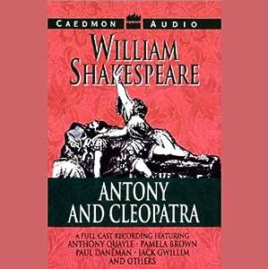 Antony and Cleopatra (Unabridged) Hörspiel