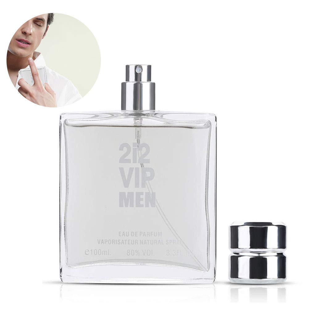 Men Sandalwood Perfume, Refreshing Fragrance Long-Lasting Mature Gentlemen Perfume (#1) ZJchao