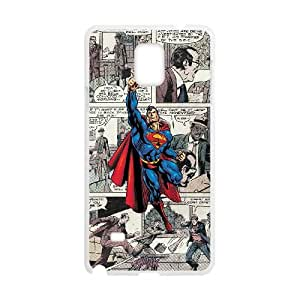 Samsung Galaxy Note 4 Cell Phone Case White Marvel comic Axcz