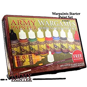 Wargames Hobby Starter Paint Set The Army Painter
