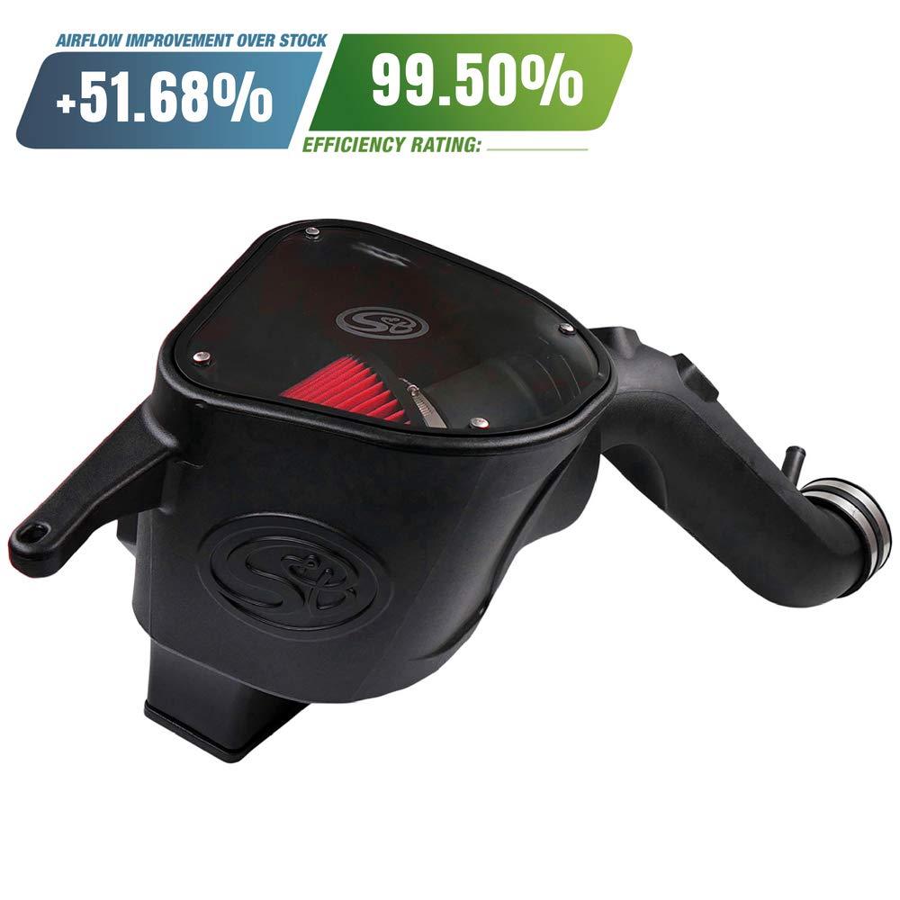 2. S&B Filters 75-5092 Cold Air Intake