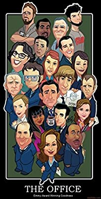 "Michael Scott..""The Office"" Poster Print 12 x 18 inch (Rolled) By A-ONE POSTERS"
