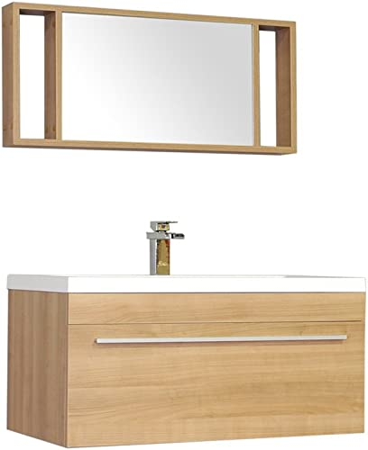 Alya Bath AT-8090-LO-S Ripley Bathroom Vanity Set