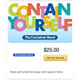 The Container Store Gift Cards - E-mail Delivery