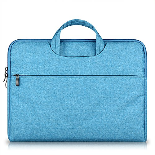 FuriGer 15 Inch Laptop Sleeve Case, 15-15.4 Inch Laptop Protective Case Bag 15 Inch Macbook/MacBook Pro Retina 15.4-inch MacBook/Laptop-Blue by FuriGer