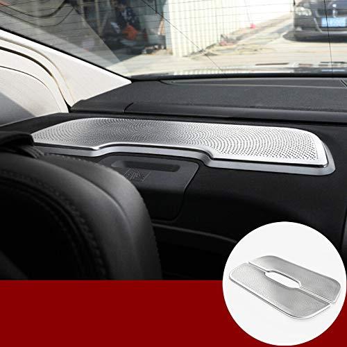 Interior Rear Seat Speaker Frame Trim Cover 2pcs YISHI