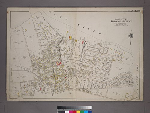 Map Poster - Plate 25: Bounded by 26th Street, 36th Street,